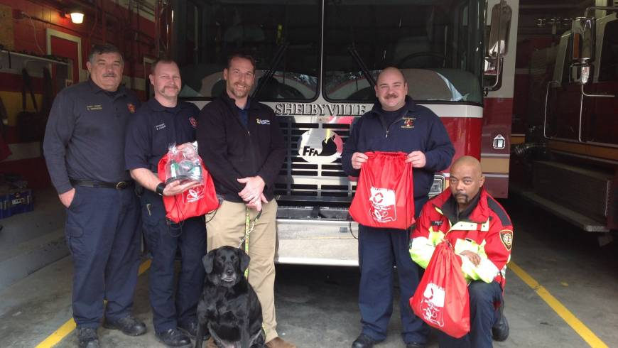 Pet Resuscitation Kits Received