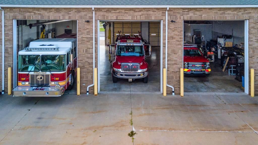 Shelbyville Fire Station