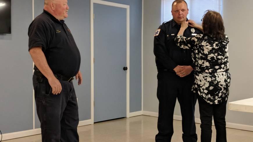 Congratulations Sgt. John Hance